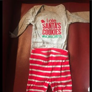 Other - Baby Christmas Outfit